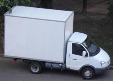 газель фургон (высота 2м)