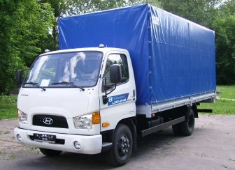 грузоперевозки hyundai 4-5 тонн